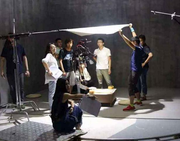集团宣传片及校园宣传片拍摄制作过程